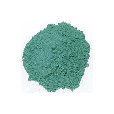 green lime pigment