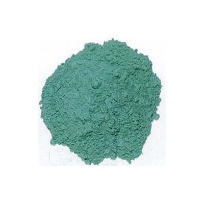 pigment vert à la chaux
