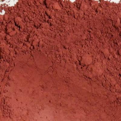 pigment rouge cassis en poudre