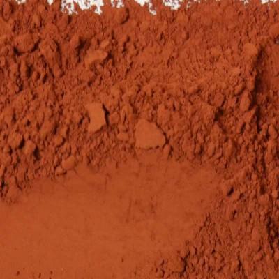 pigment brun van dick de suède rouge