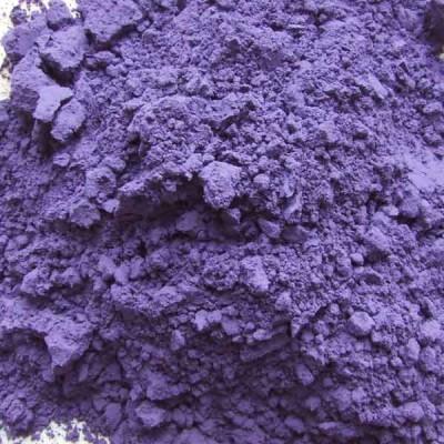pigment violet outremer en poudre