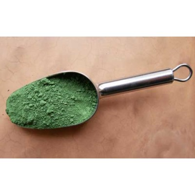old green pigment
