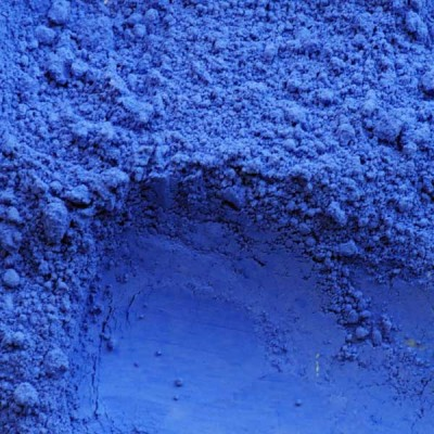 pigment bleu outremer moyen