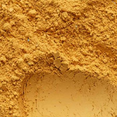 veneto yellow pigment from italy