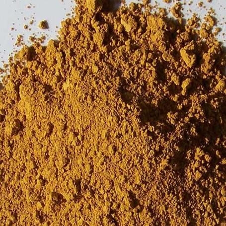 pigment ocre jaune