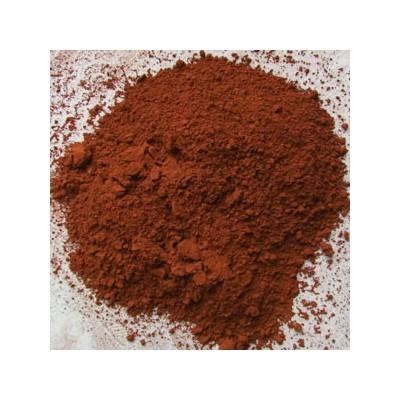 pigment terre de sienne calcinée de france