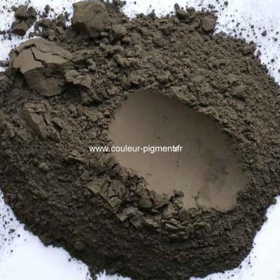 pigment terre d'ombre naturelle foncée