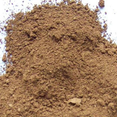 brown ocher pigment