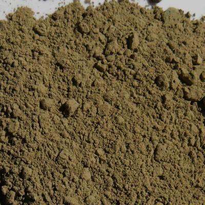 pigment vert antique en poudre