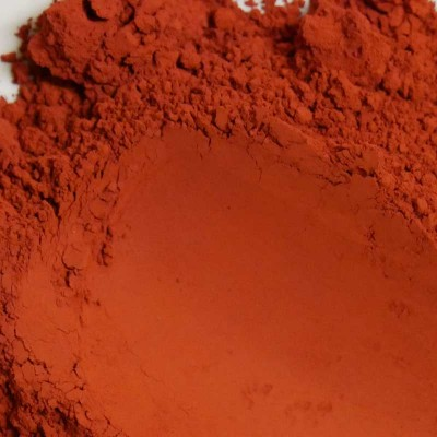 pigment rouge veneto en poudre