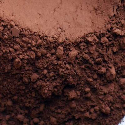 dark calcined umber pigment
