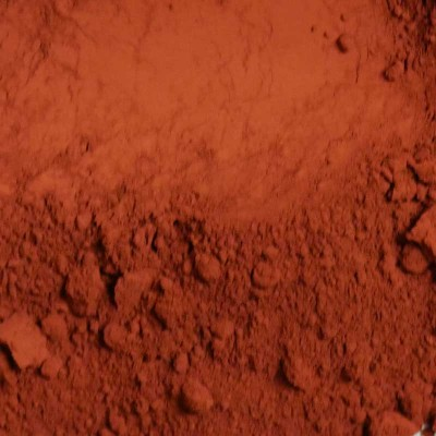 indian red pigment